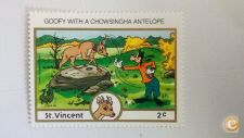 ST. VINCENT - SCOTT 1133   ( DISNEY )