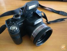 Panasonic Lumix DMC-FZ38 + Mala Lowepro