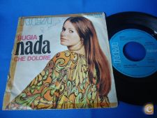 NADA - BUGIA - ITALIA 45 SINGLE