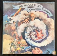 THE MOODY BLUES 33 PORTUGAL LP A QUESTION BALANCE