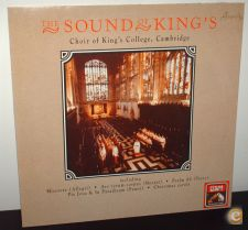 Choir of King's College, Cambridge | The Sound of King's [LP