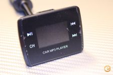 TRANSMISSOR 4in1 FM-SD-MP3 PARA O RADIO DO SEU CARRO STOCK