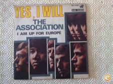 """Vinil 7"""" The Association Yes, I Will"""
