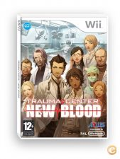 Trauma Center New Blood - NOVO Nintendo Wii