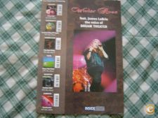 Capa InsideOut A4 1997 WINTER ROSE JAMES LABRIE