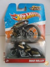 2010 Hot Wheels Speed Cycles Road Roller