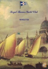 Royal Thames Yacht Club Newsletter - March 1990
