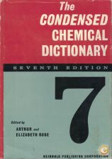 The Condensed Chemical Dictionary