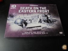 DEATH ON THE EASTERN FRONT  (6DVD - 9 HORAS!!!) - GUERRA