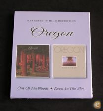 2CD_OREGON: OUT OF THE WOODS - ROOTS IN THE SKY.