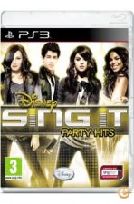 Disney Sing It Party Hits - NOVO Playstation 3
