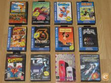 16J: Bonkers, Comix Zone, Daffy Duck, Mallard, Story of Thor