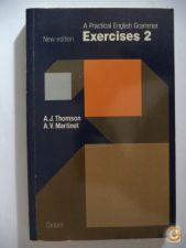 Exercices 2 A Practical English Grammar