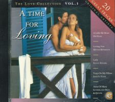 """THE LOVE COLLECTIONS """"A TIME FOR LOVING""""-NOVO(PORTES GRÁTIS)"""