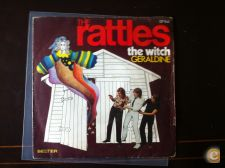 "Vinil single 7"" The Rattles The Witch RARO"