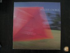 FRAZIER CHORUS.  LP. (ELECTRONIC Synth-pop)