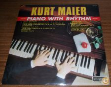 Kurt Maier - Piano with Rhythm (LP)
