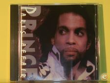 "PRINCE - PARIS AFFAIR ""LIVE"" (cd ALBUM) Unofficial Release"