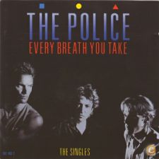 THE POLICE   Every Breath You Take - The Singles