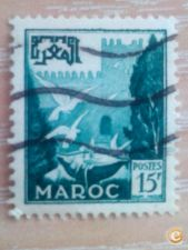 MARROCOS FRANCESES - SCOTT 297