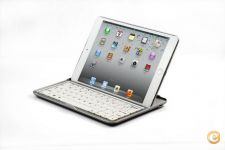 Teclado Aluminio Wireless Bluetooth P/ Ipad mini Stock