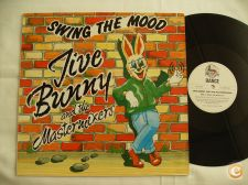 "JIVE BUNNY & Mastermixers Swing The Mood12""single R&Roll"