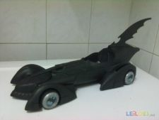 BATMOBILE + NAVE  - BATMAN