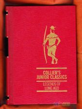 COLLIER'S JUNIOR CLASSICS  - 9 VOLUMES