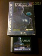 RISE OF THE ROBOTS md xr Mega Drive