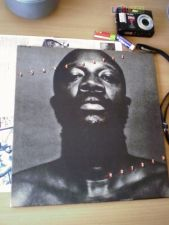 ISAAC HAYES Hotbed 1978 LP