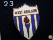 WEST ADELAIDE FOOTBALL CLUB , AUSTRALIA , ALFINETE LAPELA