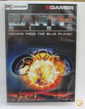 Jogo PC Earth 2150: Escape from the blue planet (novo)