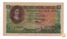 AFRICA DO SUL SOUTH AFRICA 5 POUNDS 1957 PICK 97 C VER SCANS