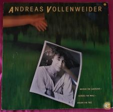 Andreas Vollenweider– Behind The Gardens - Behind The...-LP