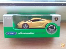 WELLY - LAMBORGHINI GALLARDO LP560-4   1/60  *NOVO*