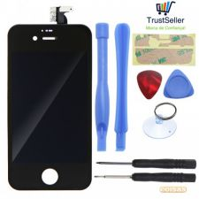 R49 LCD + TOUCH SCREEN DIGITALIZADOR + FERRAMENTAS IPHONE 4S