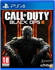 PS4 - Call of Duty Black Ops 3 III - NOVO/SELADO - ENVIO JÁ