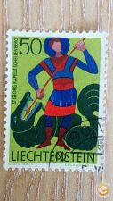 LIECHENSTEIN - SCOTT 434