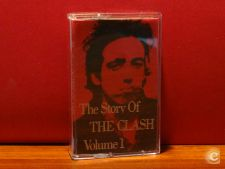 """The Clash - The Story Of The Clash Vol. 1 """"Tape 2"""" / EX / EU"""