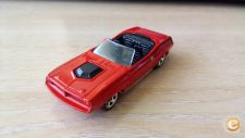 2009 HOT WHEELS - MOPARMANIA  PLYMOUTH BARRACUDA LOOSE NOVO