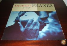 Michael Franks - Blue Pacific ( LP)
