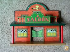 PLASTOY - SALOON LUCKY LUKE - SET