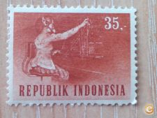 INDONESIA - SCOTT 637