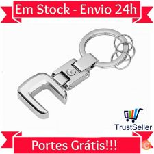 Z181 Porta Chaves Metálico Mercedes Benz Classe C STOCK 24H