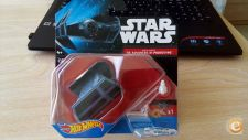 HOT WHEELS - STAR WARS   TIE ADVANCED X1 PROTOTYPE    NOVO