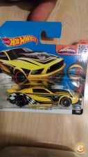 2016 HOT WHEELS - 2013 FORD MUSTANG GT   NOVO