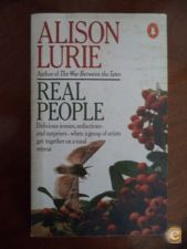 Real people - Alison Lurie