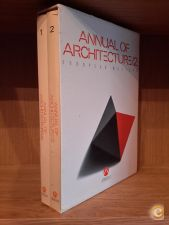 Annual of Architecture /2 (2 volumes, Atrium)