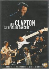 Eric Clapton & Friends in Concert - a benefit ... at Antigua