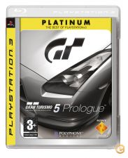 Grand Turismo 5 Prologue - NOVO Playstation 3